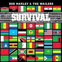 BOB MARLEY & THE WAILERS Survival VINYL LP 180 Gram NEW With Download Voucher