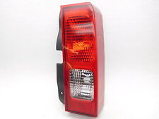 OEM Right Tail Lamp Hummer H3 15823510 Lens Crack W/ No Bulbs