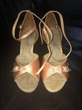 New Chinny Latin Ballroom Shoes Size 7.5
