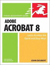 Adobe Acrobat 8 for Windows and Macintosh (Visual QuickStart Guide)-ExLibrary
