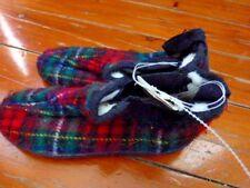 Boys Slippers Grosby Boot Slipper Size 11 UK