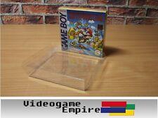 10x Nintendo GameBoy Classic/Color/Advance/Virtual Boy OVP Schutzhüllen / Hüllen