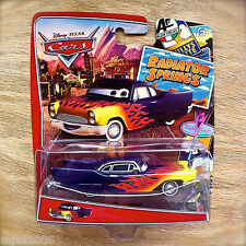 Disney PIXAR Cars GRETA RADIATOR SPRINGS CLASSIC TOYS R US TRU diecast FLAMES