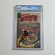 Daredevil #13 Marvel Comics Feb 1966 graded 6.5 by CGC Silver Age