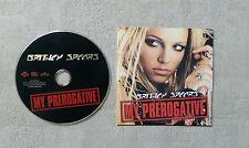"CD AUDIO MUSIQUE/ BRITNEY SPEARS ""MY PREROGATIVE"" CDS 2T 2004 JIVE 82876 65254 2"