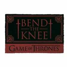 Game Of Thrones ( Plier le Genou ) Tapis de Porte Coco en plein Air Devant