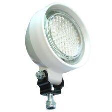 91 LED ROUND RUBBER BODY FLOOD  LIGHT  WORK DOCKING 4X4 CAMPING