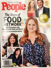 PEOPLE SPECIAL THE STARS OF FOOD NETWORK pioneer woman , Rachel ray cooks