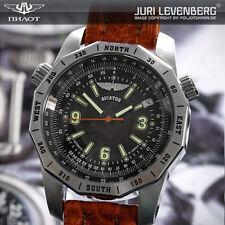 AVIATOR NAVIGATOR Automatik 2416 russische Rechenschieber Uhr