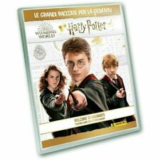 ALBUM VUOTO HARRY POTTER WELCOME TO HOGWARTS  2021 CARDS PANINI 2020 ED.ITALIA