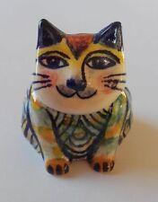 Earthenware Studio Pottery Cats