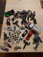 Hasbro Transformers Junk Bundle Spares Or Repair Parts Lot