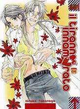 IL TIRANNO INNAMORATO n°  5 - manga erotico (YAOI) - SCONTO 20%