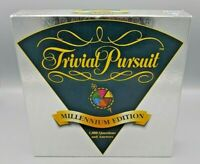 Trivial Pursuit  Millennium Edition used complete all pieces and instructions