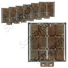 More details for 6 slot slice toaster 7 seven heating elements full set for rowlett rutland