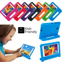 Kids Shock Proof Case for Samsung Galaxy Tab 4 A Tablet 7 8 10.1 inch Back Cover