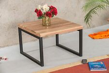 Coffee Table decore Not Ikea Mala Solid Acacia Wood Side Table (50x50x35cm)-ST21