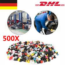 500tlg Auto KFZ Spreiznieten Sortiment Autotür Innen Befestigung Clips Set DHL