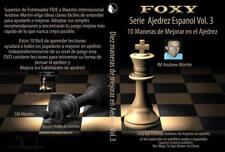 CHESSDVDS.COM IN SPANISH - FOXY OPENINGS #114 - 10 Easy Ways to Get Better at Ch