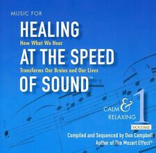 Arcangelos Chamber E - Music for Healing at Speed of Sound 1: Calm & [New CD]