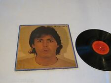 Mc Cartney II 2 Paul Frozen Jap Bogey Darkroom Parlou LP RARE album vinyl record