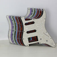 NEW Strat HSS Guitar Pickguard 11 Holes Scratch Plate for FD Strat Guitar