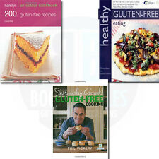 Healthy Gluten free Eating,Seriously Good! Various 3 Books Mixed Media English