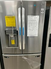 Lg 26.2 cu. ft. French Door Smart Refrigerator with Wi-Fi Enabled