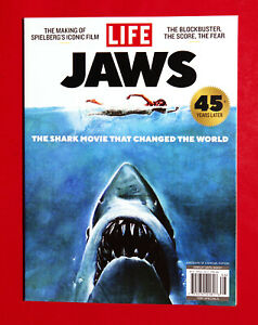 Life:  Special Edition BOOK:  JAWS 2021