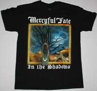 MERCYFUL FATE IN THE SHADOWS KING DIAMOND Men S-4XL T-shirt LL288
