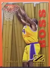 Shaquille O'Neal card Boss 97-98 Z-Force #14