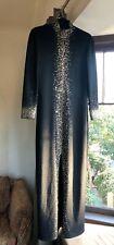 ST. JOHN EVENING BY MARIE GRAY WOMENS JEWEL KNIT DRESS BLACK SIZE 4