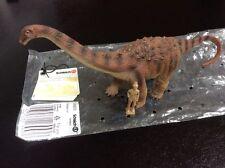 RARE Retired 2005 Saltasaurus dinosaure préhistorique Figure Schleich