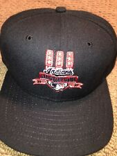 VINTAGE CLEVELAND INDIANS 1997 MLB ALL STAR GAME NEW ERA SNAPBACK CAP HAT NEW
