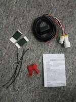 Universel 6Vitesse LED Digital Indicateur de Rapport Engagé Capteur Pour Yamaha★