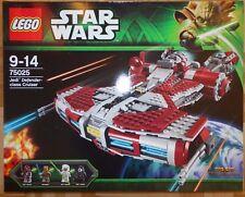 LEGO® 75025 Jedi™ Defender-class Cruiser NEU + OVP Sammlungsauflösung