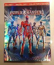 POWER RANGERS COLLECTOR'S EDITION BLU-RAY WITH EMBOSSED SLIPCOVER