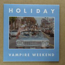 """VAMPIRE WEEKEND - Holiday **7""""-Vinyl**NEW**oop**"""