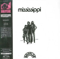 MISSISSIPPI-S/T-IMPORT MINI LP CD WITH JAPAN OBI Ltd/Ed G09