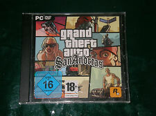 GRAND Theft Auto: San Andreas (DT). (PC, 2009)