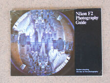 Nikon F2 Photography Guide System Camera Product Brochure - 1973 - 44 pages