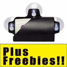 EZ Pass Holder for New Smaller EZ Pass - Now W/FREE Extra Strong Suction Cups!