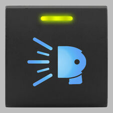 Square Type Push Switch | Left Side Lights
