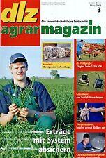 dlz 3 08 2008 NH CSX 7080 Ziegler Twin 1250 VSK Agrotron 150 Fungizide Blattlaus