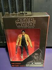 STAR WARS THE BLACK SERIES 3.75' FINN ( JAKKU )  2015