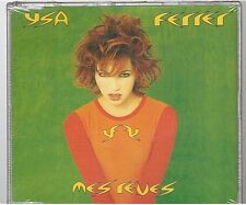 YSA FERRER mes reves CD PROMO neu new