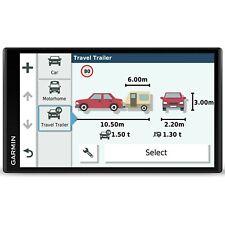Garmin Camper 780 MT-D GPS Sat Nav Digital Traffic Full Europe Map  010-02227-10