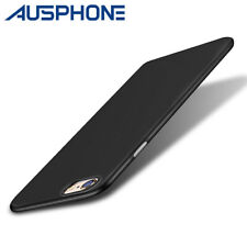 Ultra Thin Black Case Hard Matte Shockproof Case Cover for Apple iPhone 6S  6