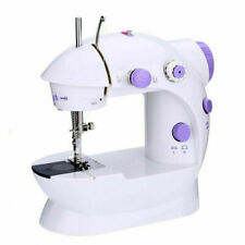 MINI MACCHINA PER CUCIRE DA CUCITO 4 IN 1 PORTATILE VIAGGIO MINI SEWING MACHINE.