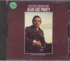 JEAN LUC PONTY - electric connection CD